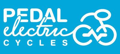 pedal electric cycles logo